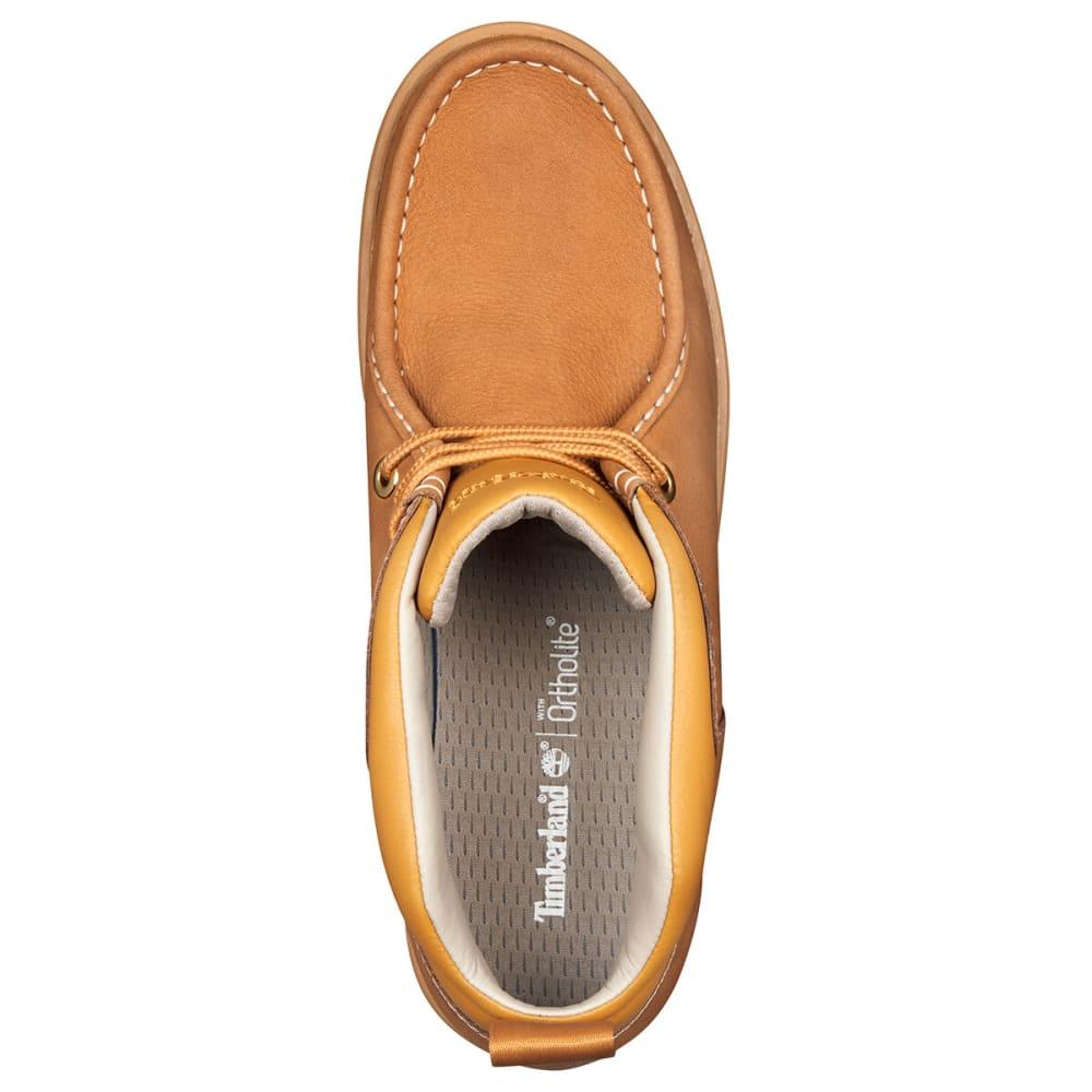 TIMBERLAND Men's Newtonbrook Moc Toe Chukka Boot - WHEAT