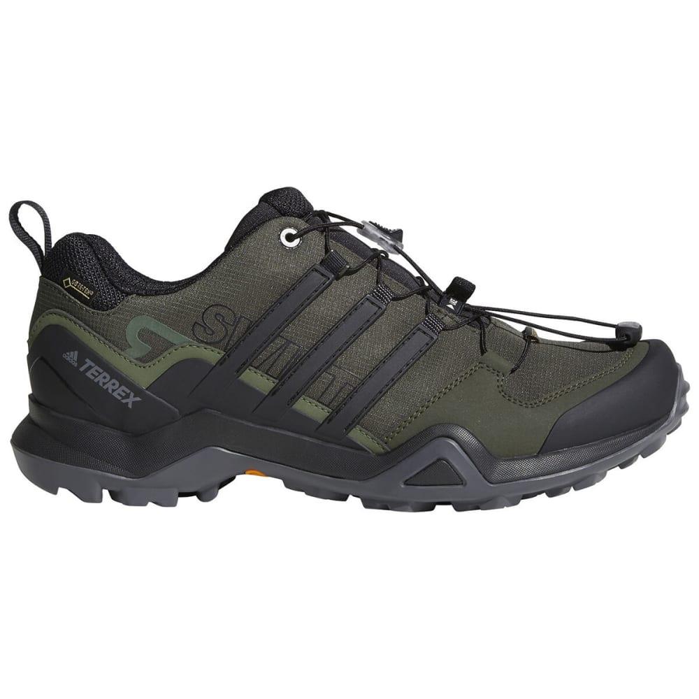 ADIDAS Men's Terrex Swift R2 GTX Shoes - NIGHT CARGO/BLK