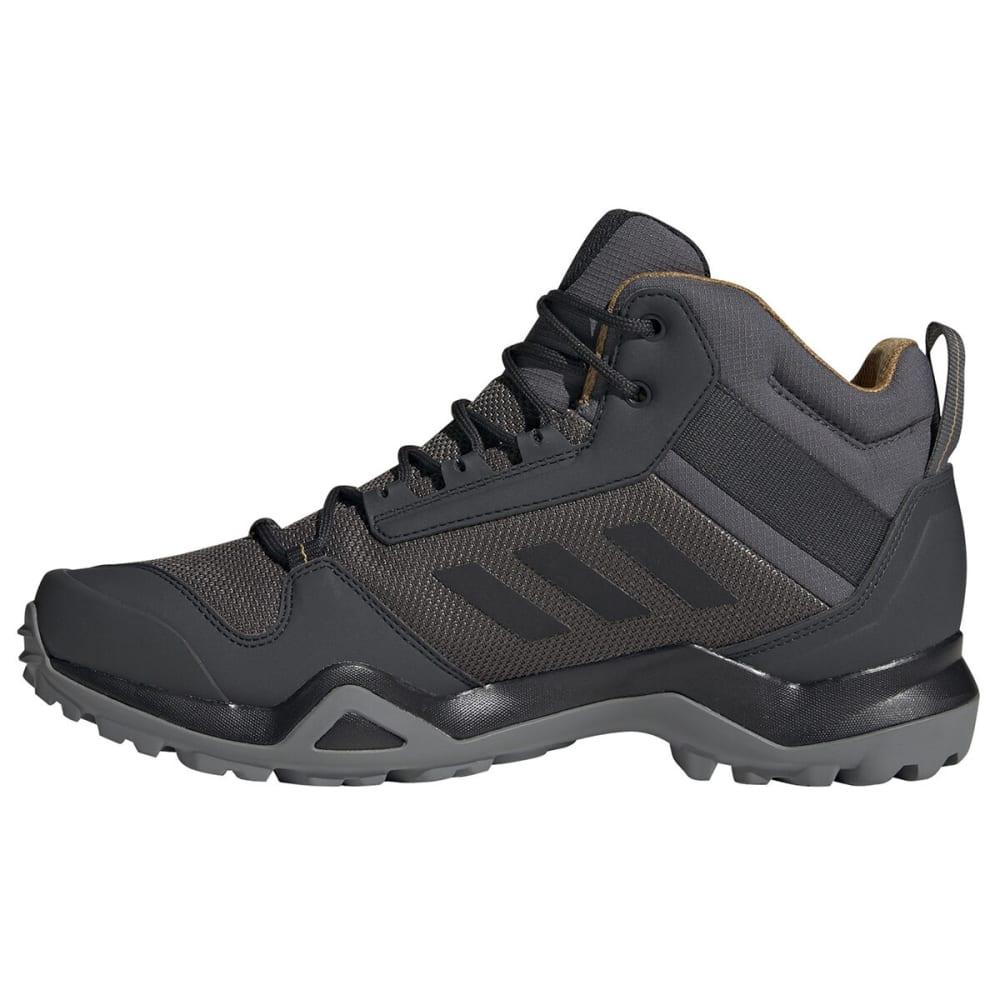 ADIDAS Men's AX3 Mid Gore-Tex Waterproof Hiking Shoes - GREY FIVE
