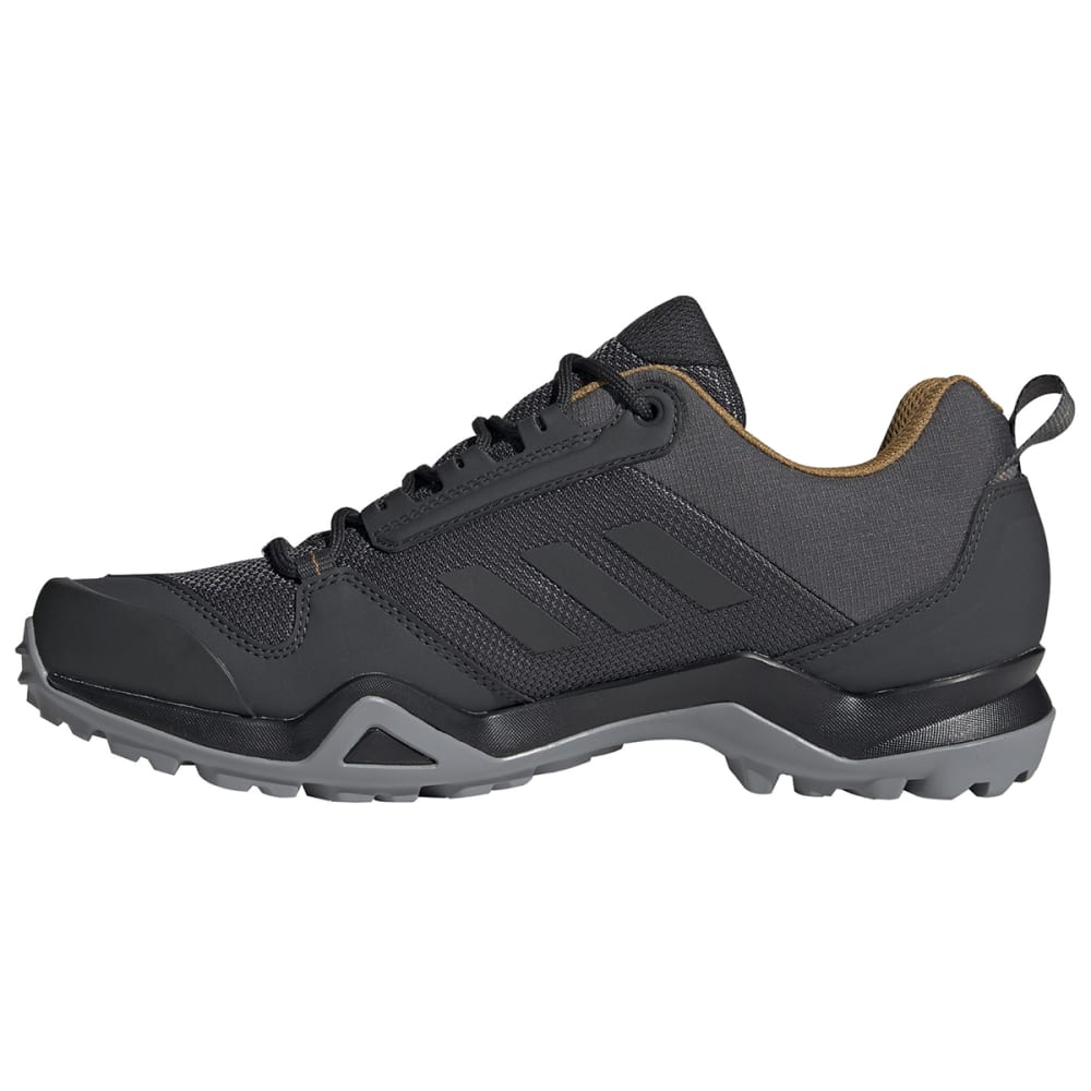 ADIDAS Men's Terrex AX3 Hiking Shoes - GREY FIVE