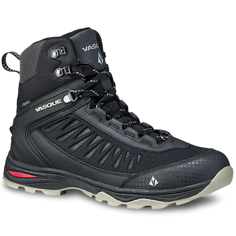 VASQUE Men's Coldspark Ultradry Waterproof Hiking Boot - ANTHRACITE/GRY