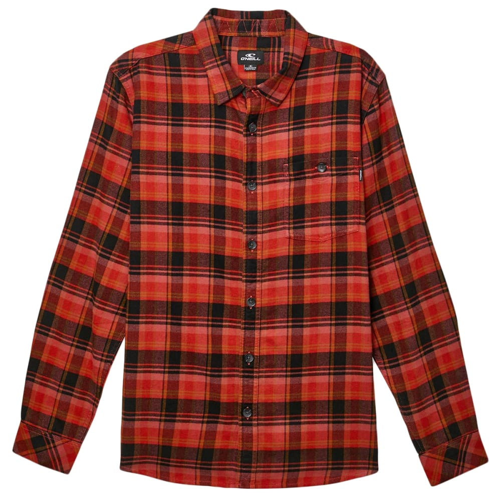 O'NEILL Men's Redmond Flannel Shirt S