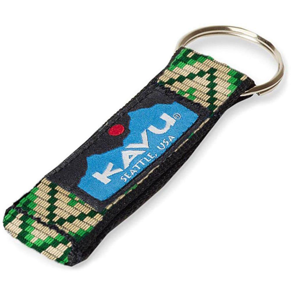 KAVU Key Chain - 208 WOODS
