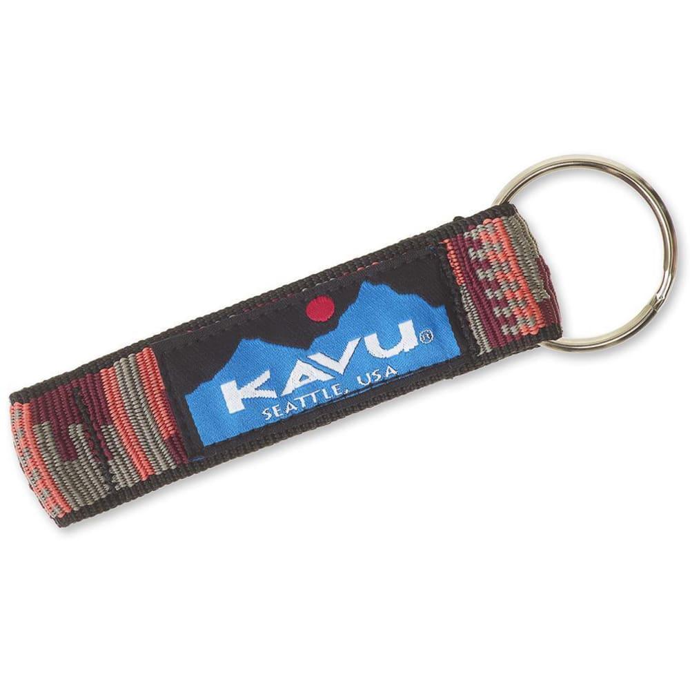 KAVU Key Chain - 876 CORAL VIBES