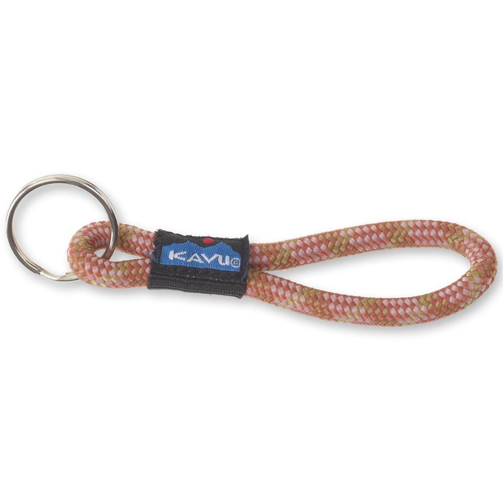 KAVU Rope Key Chain - 697 CLAY