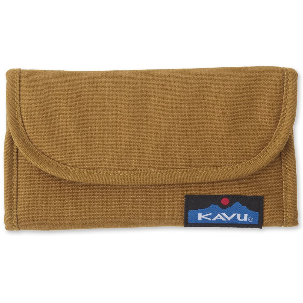 KAVU Women's Big Spender Wallet - 91 TOBACCO