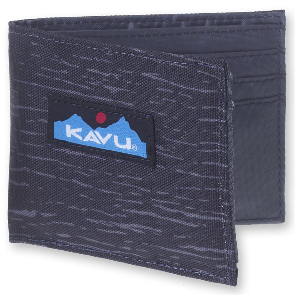 KAVU Roamer Wallet - 793 BLACK OAK