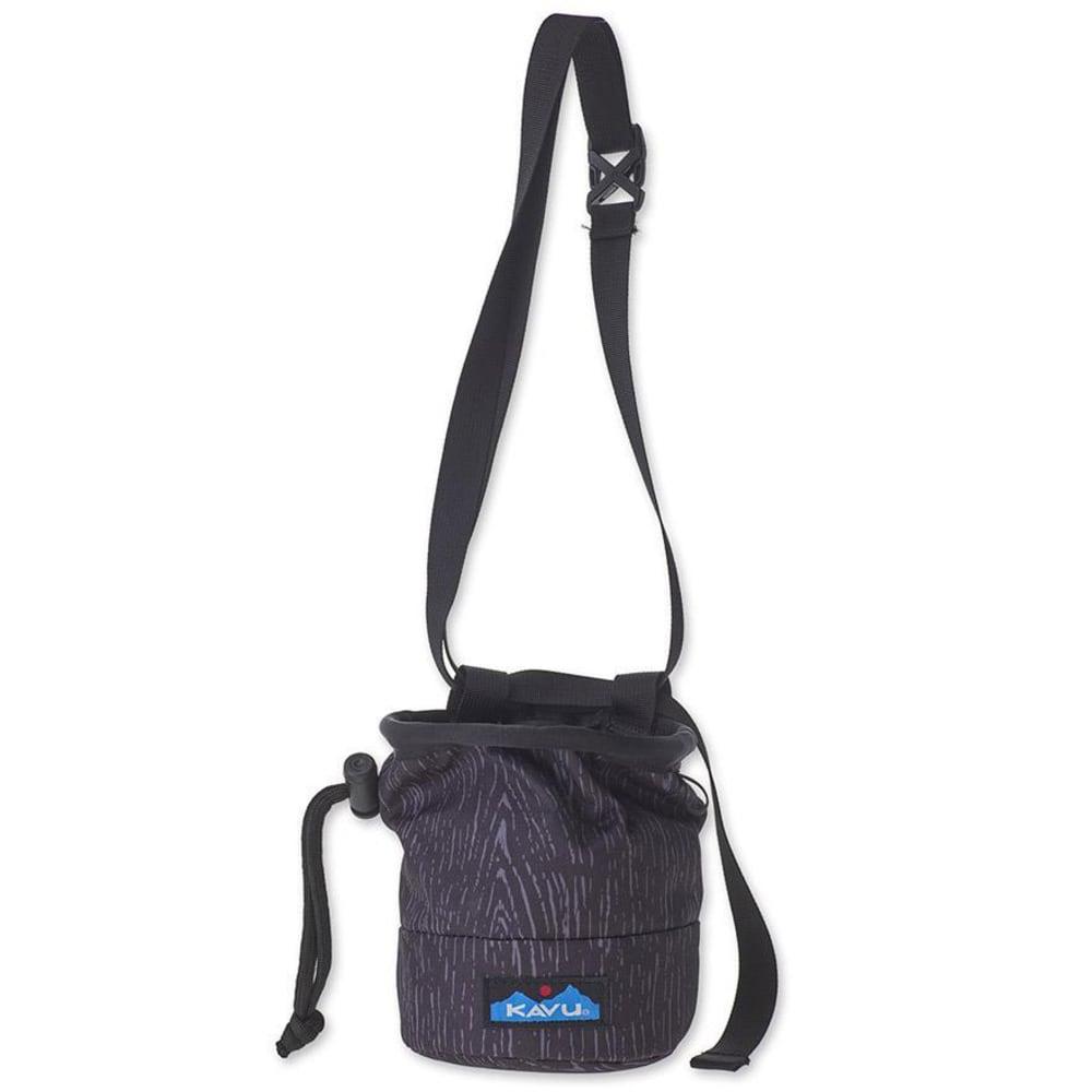 KAVU Peak Seeker Chalk Bag - 793 BLACK OAK
