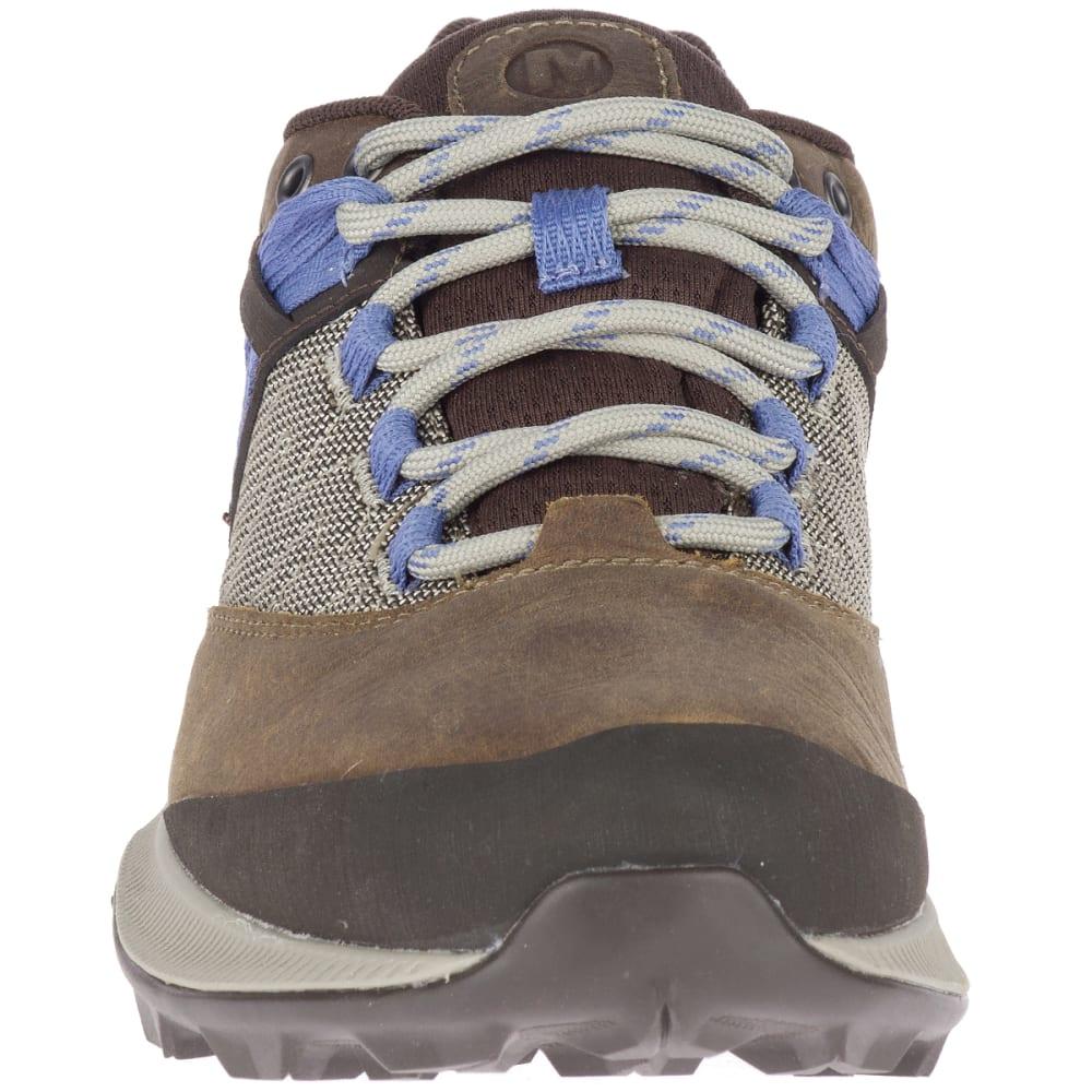 MERRELL Women's Zion Waterproof Hiker - CLOUDY