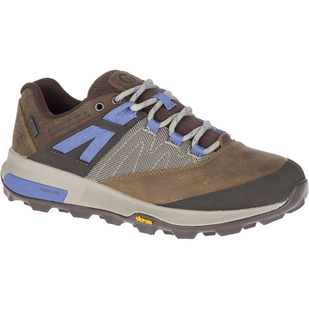 MERRELL Women's Zion Waterproof Hiker - CLOUDY