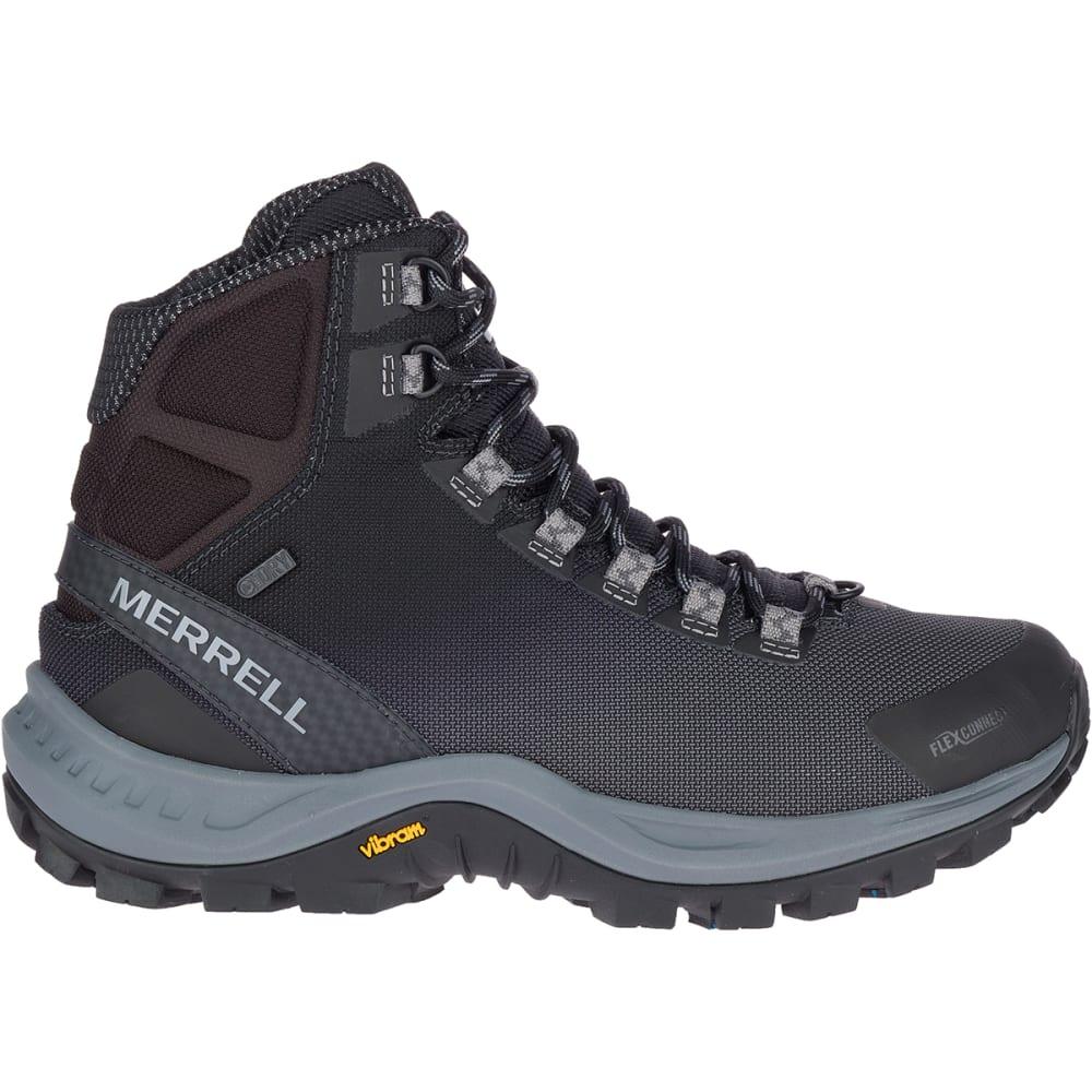 MERRREL Men's Thermo Cross Waterproof Hiking Boot - MIDNIGHT