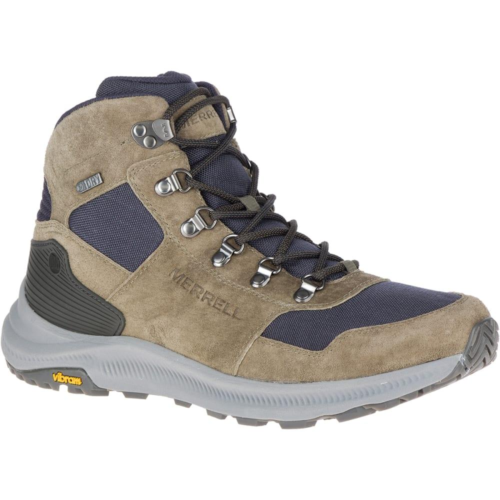 MERRELL Men's Ontario 85 Mid Waterproof Hiking Shoes 7