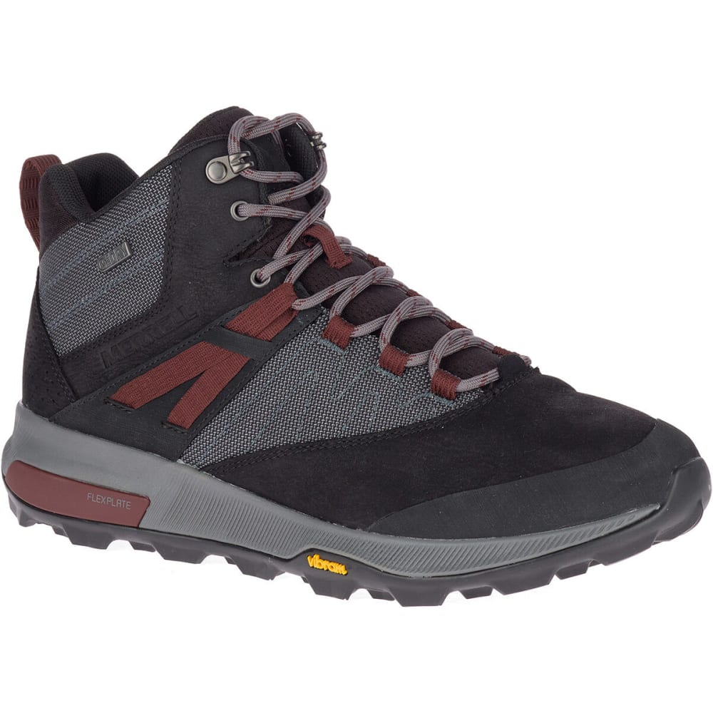 MERRELL Men's Zion Waterproof Hiking Boot 9