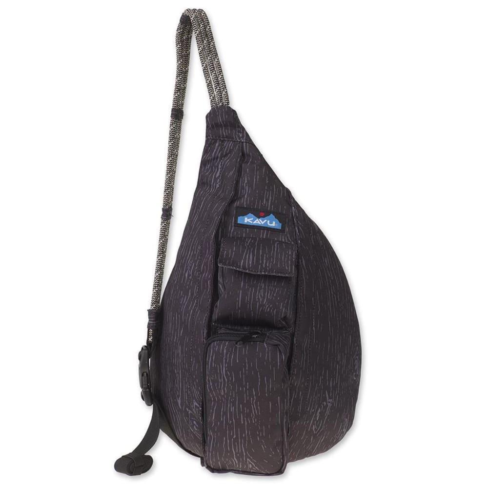 KAVU Women's Mini Rope Sling Bag - 793 BLACK OAK