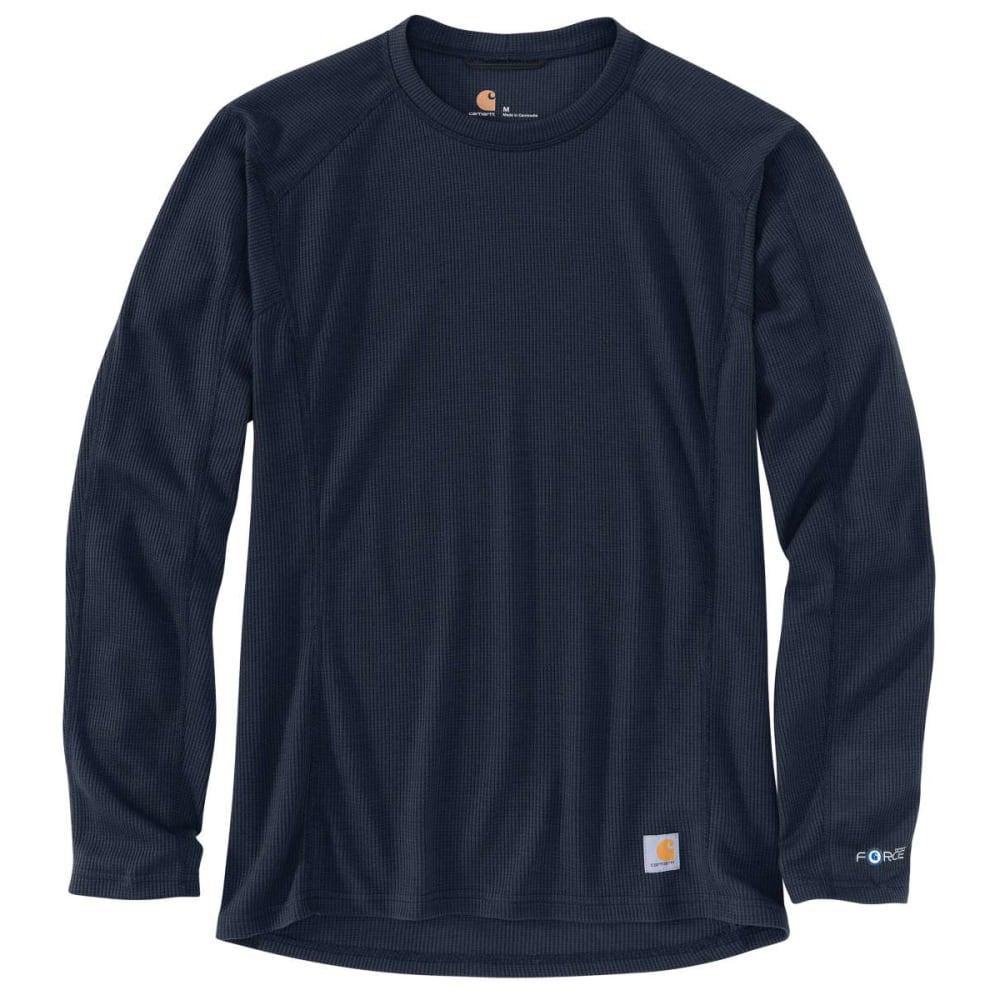 CARHARTT Men's Long-Sleeve Base Force Midweight Base Layer Shirt M