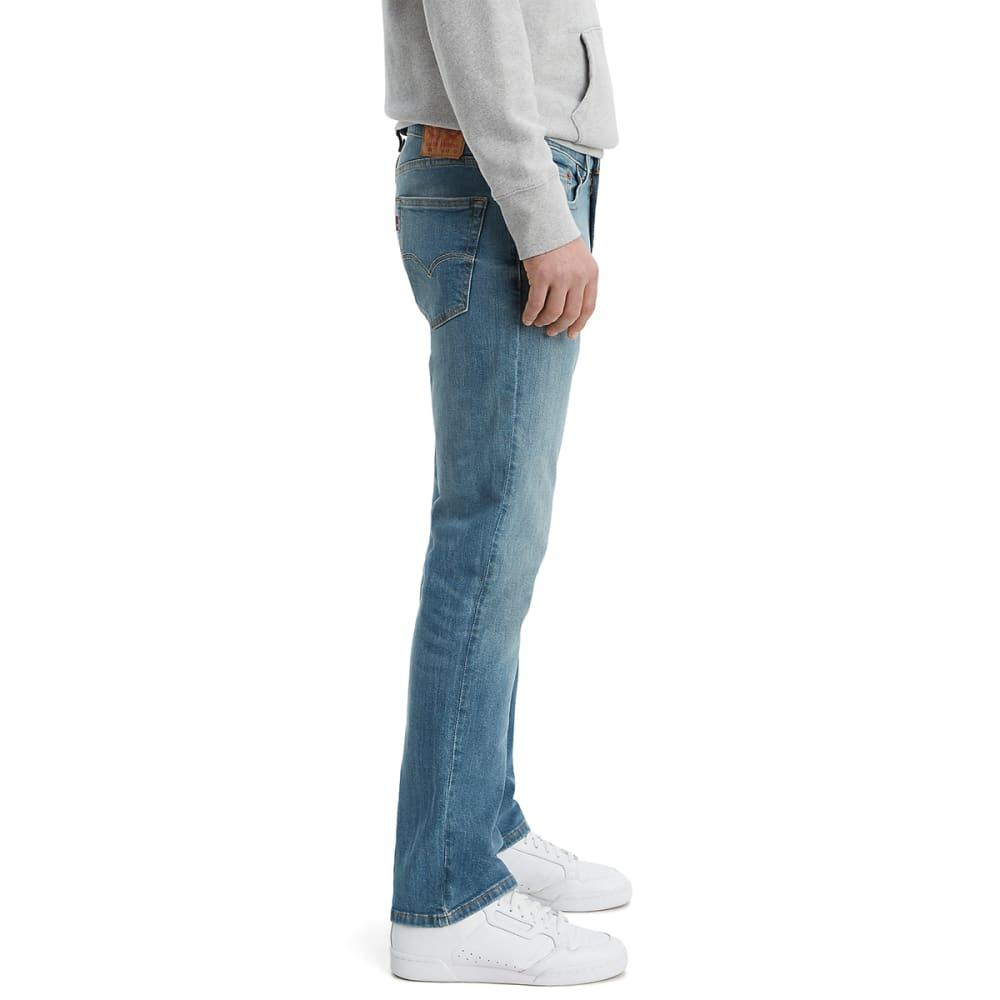 LEVI'S Men's 514 Straight Fit Advanced Stretch Jeans - SULTAN 1286