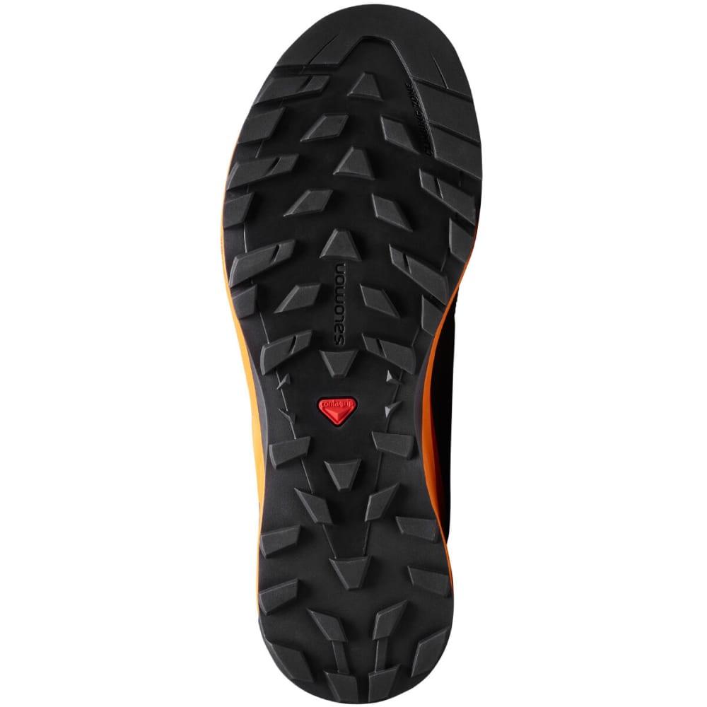 SALOMON Men's X Alpine Pro Trail Running Shoe - PHANTOM/RUSSET