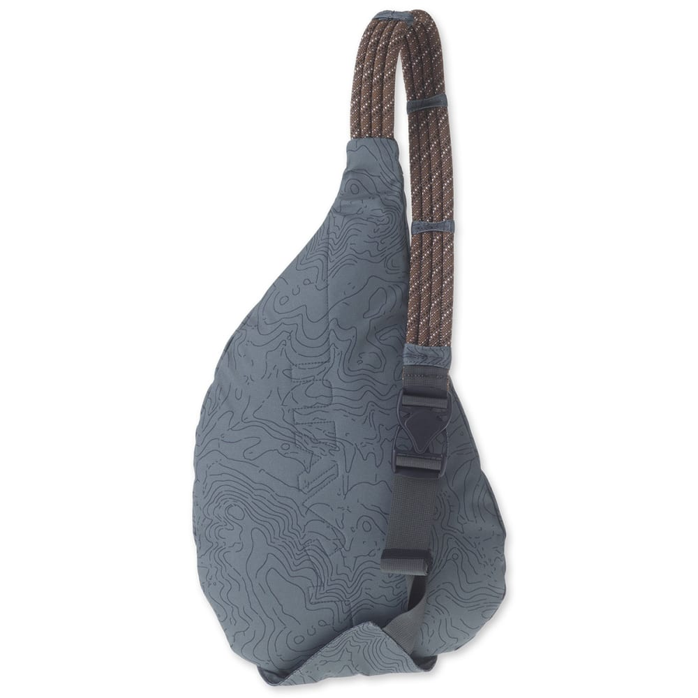 KAVU Women's Rope Sling Bag - 1018 GREEN TOPO