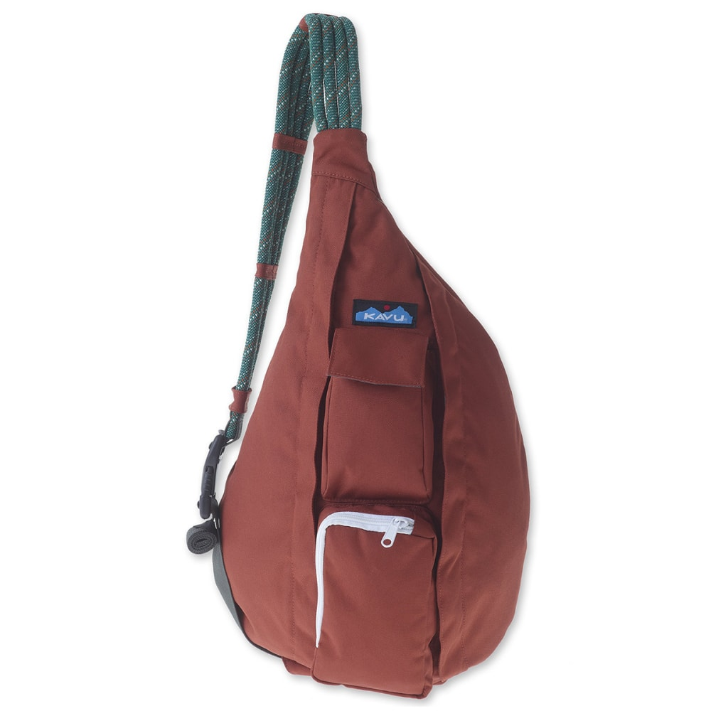 KAVU Women's Rope Sling Bag - 697 CLAY