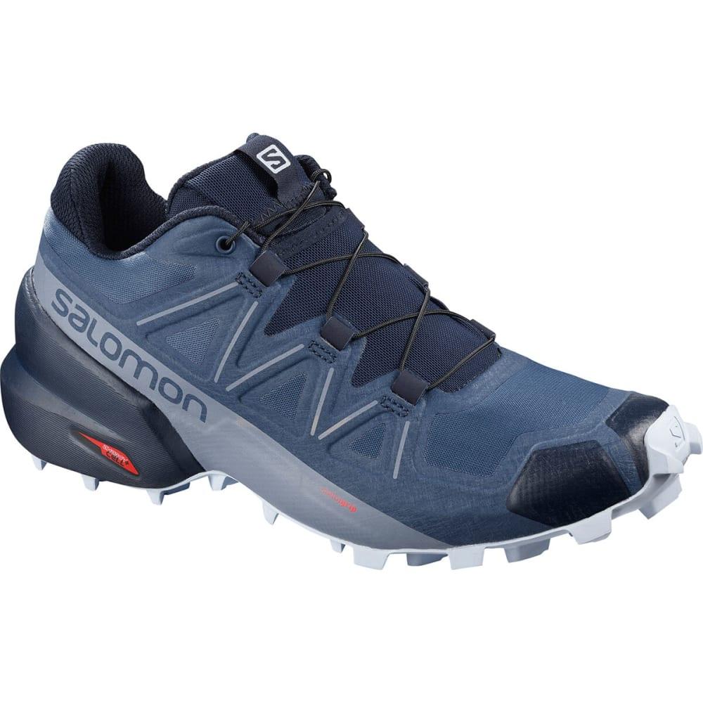 SALOMON Women's Speedcross 5 Trail Running Shoes - SARGASSO SEA