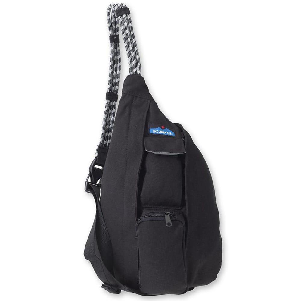 KAVU Women's Mini Rope Bag - 20 Black