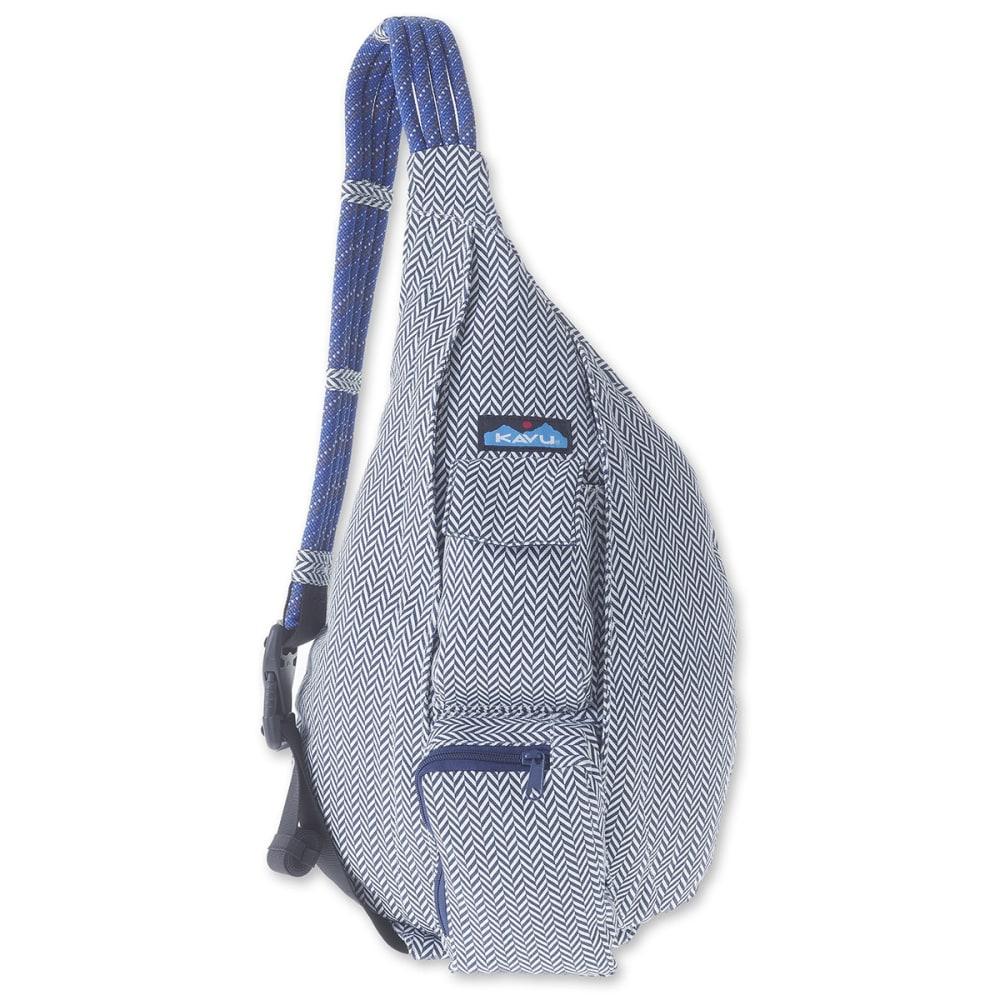 KAVU Women's Rope Bag - 1014 HERRINGBONE