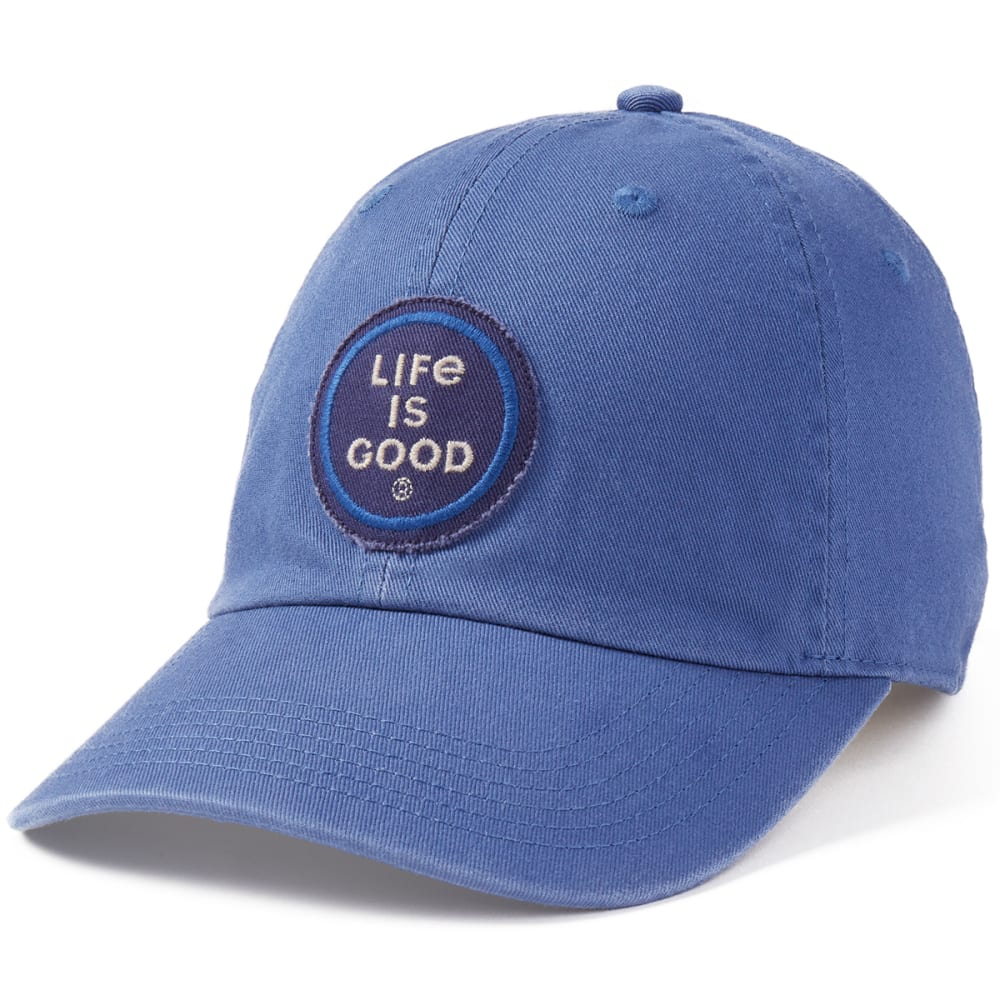 LIFE IS GOOD Women's Coin Chill Cap - VINTAGE BLUE