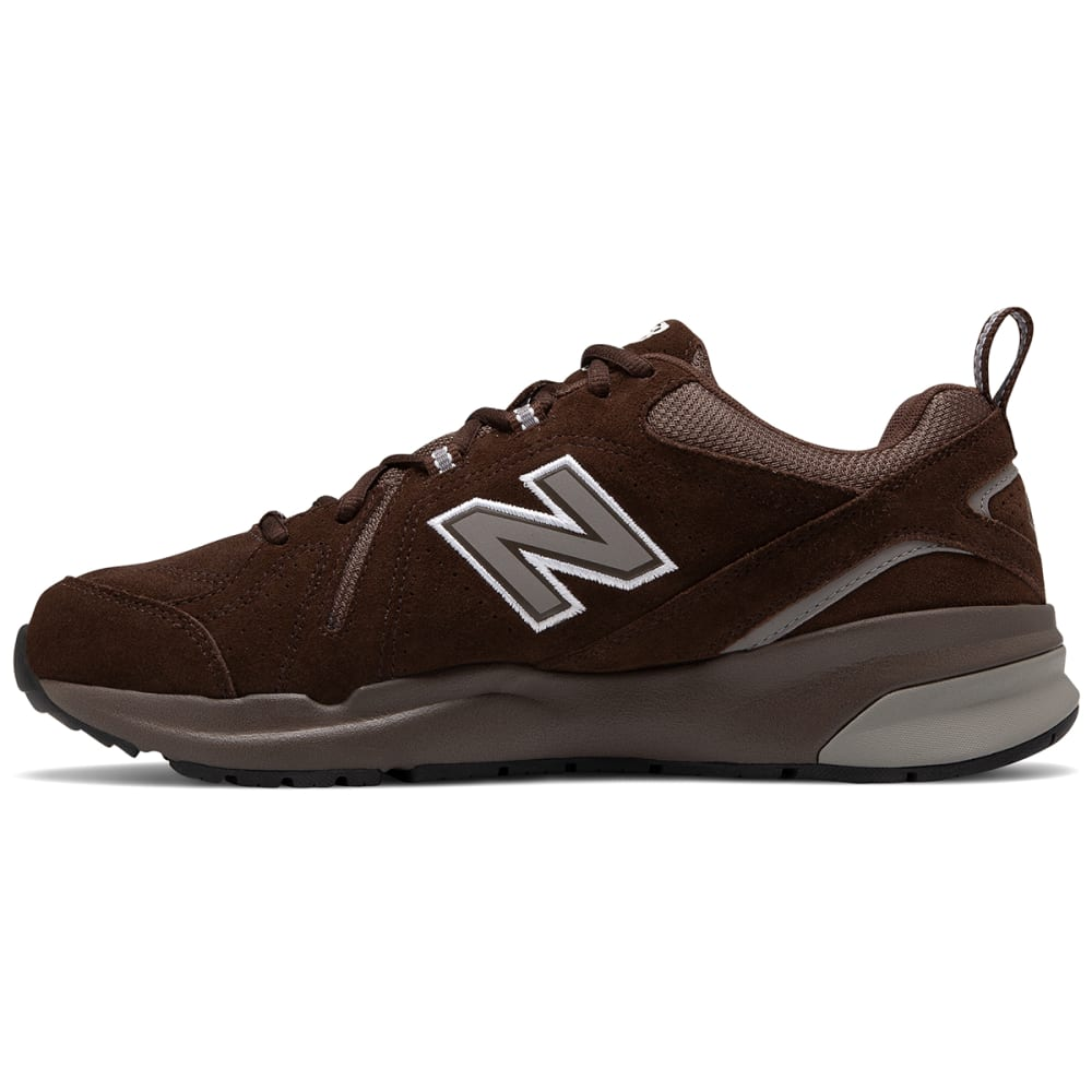 NEW BALANCE Men's 608v5 Training Shoes, Wide - BROWN-UB5