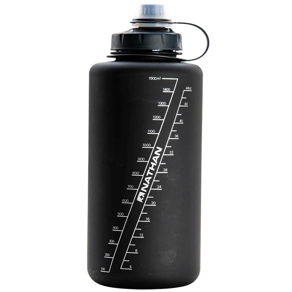 NATHAN Supershot 1.5 L Hydration Bottle - BLACK