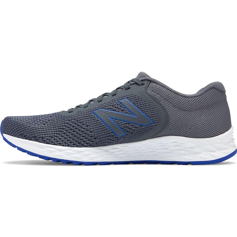 NEW BALANCE Men's Fresh Foam Arishi v2 Running Shoes - GREY-PG2