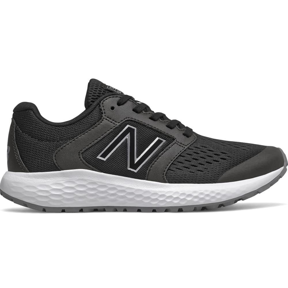 NEW BALANCE Women's 520 V5 Running Shoe, Wide - BLACK