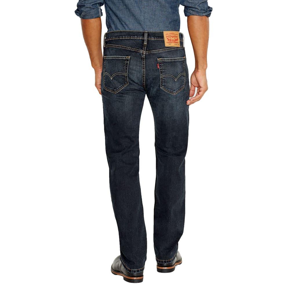 LEVIS Men's 505 Straight Fit Jeans - NAVARRO 1330