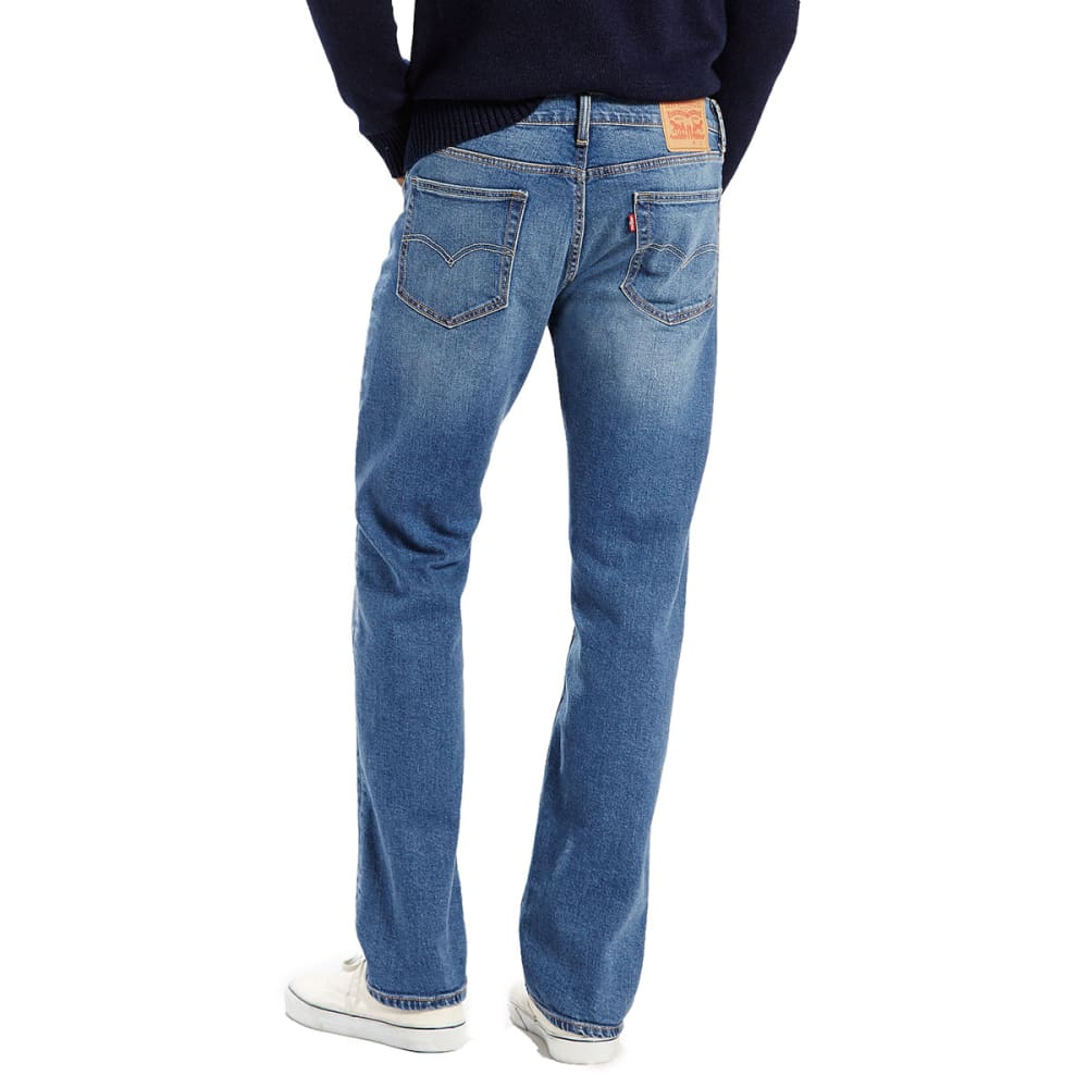 LEVIS Men's 505 Straight Fit Jeans - BIG ROOT 1369