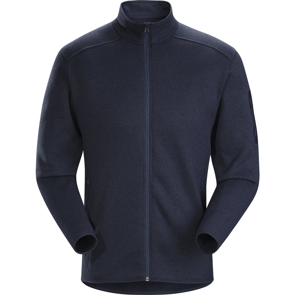 ARC'TERYX Men's Covert Cardigan - TUi HEATHER NAVY