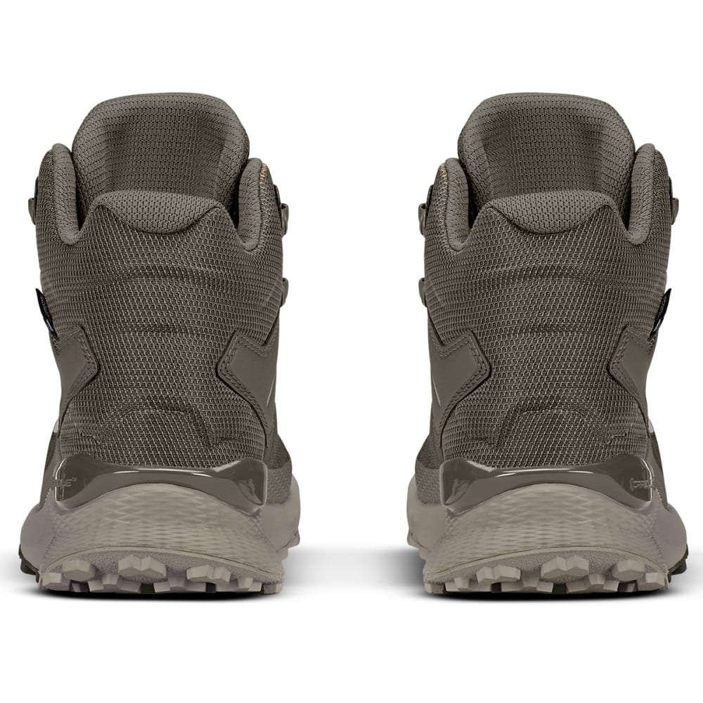 THE NORTH FACE Women's Vals Waterproof Hiking Boot - SHROOM BRN/BGE-K83