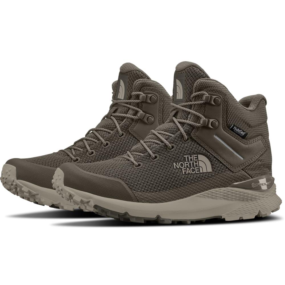 THE NORTH FACE Women's Vals Waterproof Hiking Boot - SHROOM BRN/BGE-K83