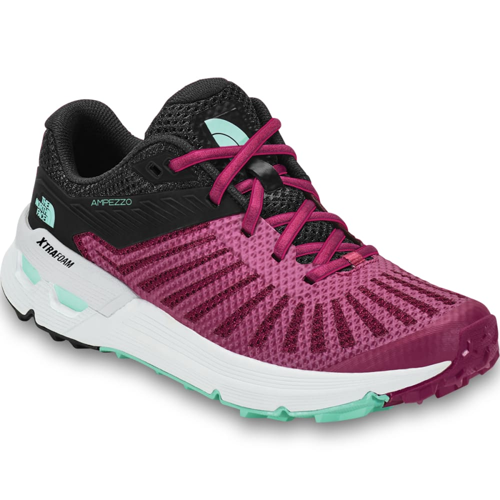 THE NORTH FACE Women's  Ampezzo Trail Running Shoes 7