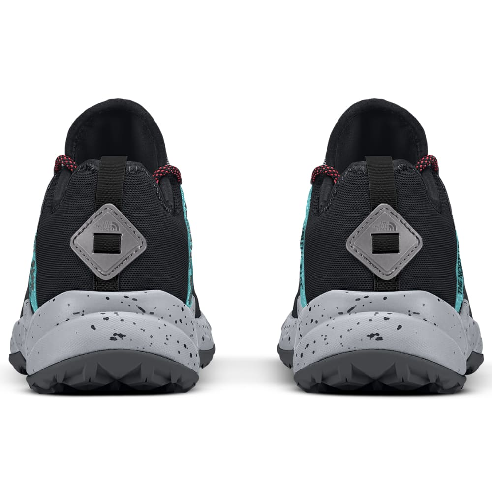 THE NORTH FACE Women's Trail Escape Peak Hiking Shoes - EBONY GRY/GRY-K5Q