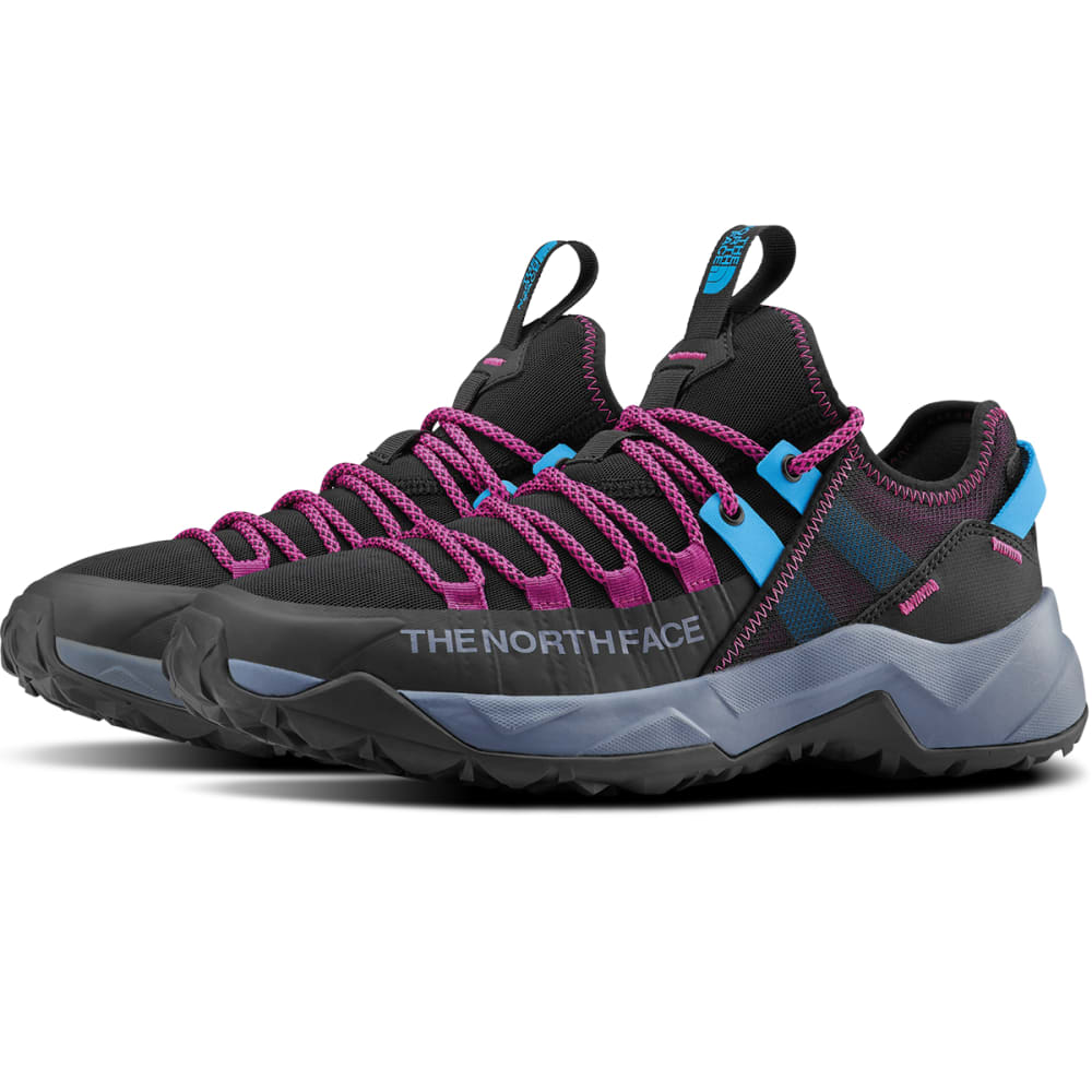 THE NORTH FACE Women's Trail Escape Edge Trail Shoes - TNF BLK-H16
