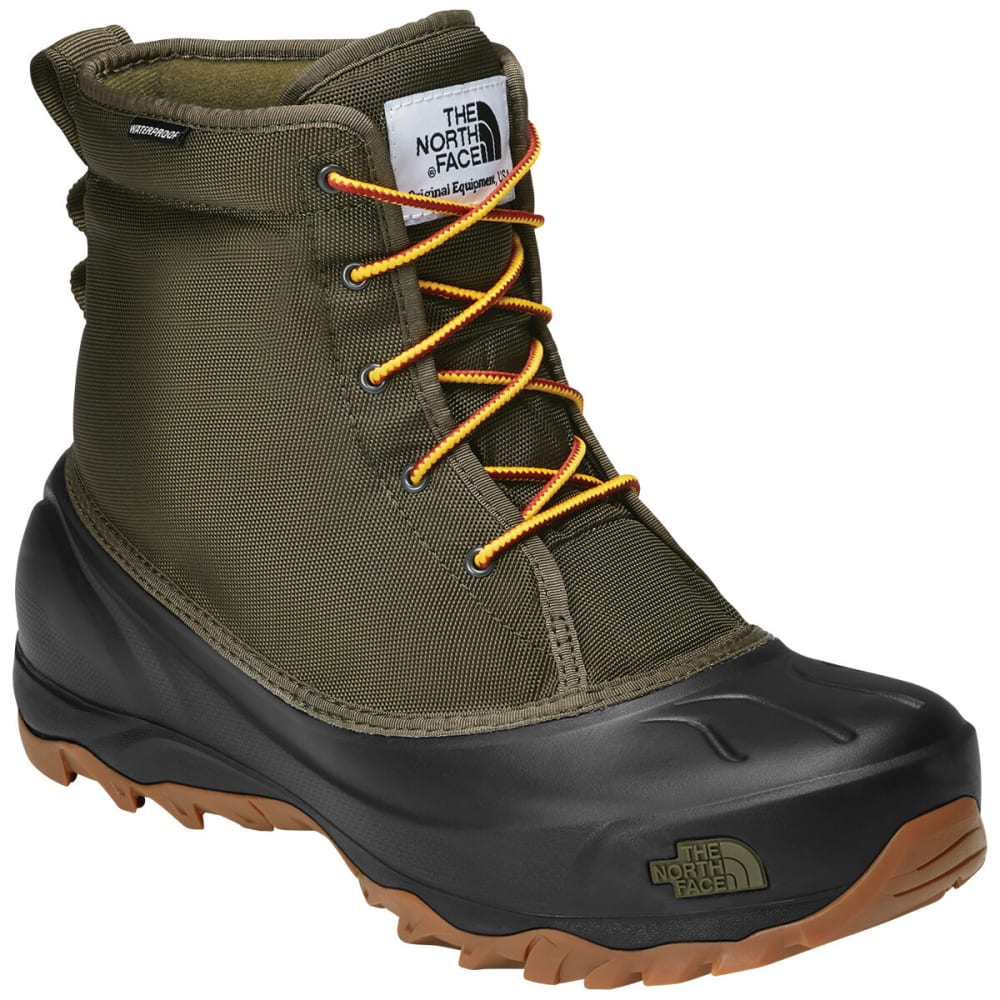THE NORTH FACE Men's Tsumoru Storm Boots - TARMAC GRN-5UA