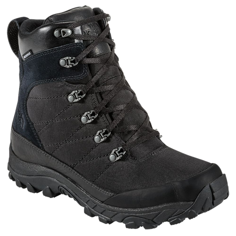 THE NORTH FACE Men's Chilkat Nylon Boots - TNF BLK-KX7