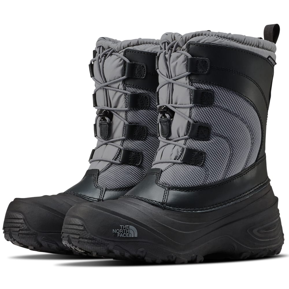 THE NORTH FACE Kids' Alpenglow IV Winter Boot - GRIF GRY/ZINC-G69