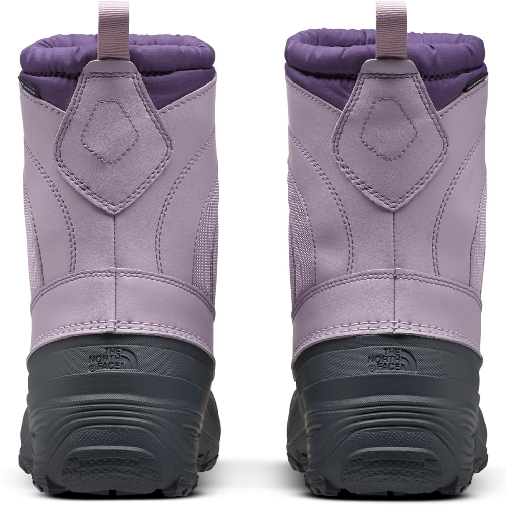 THE NORTH FACE Kids' Alpenglow IV Winter Boot - LIGHT PURPLE