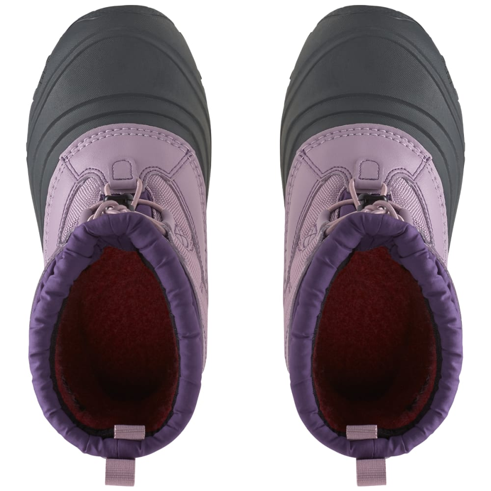 THE NORTH FACE Girls' Alpenglow IV Winter Boots - LIGHT PURPLE