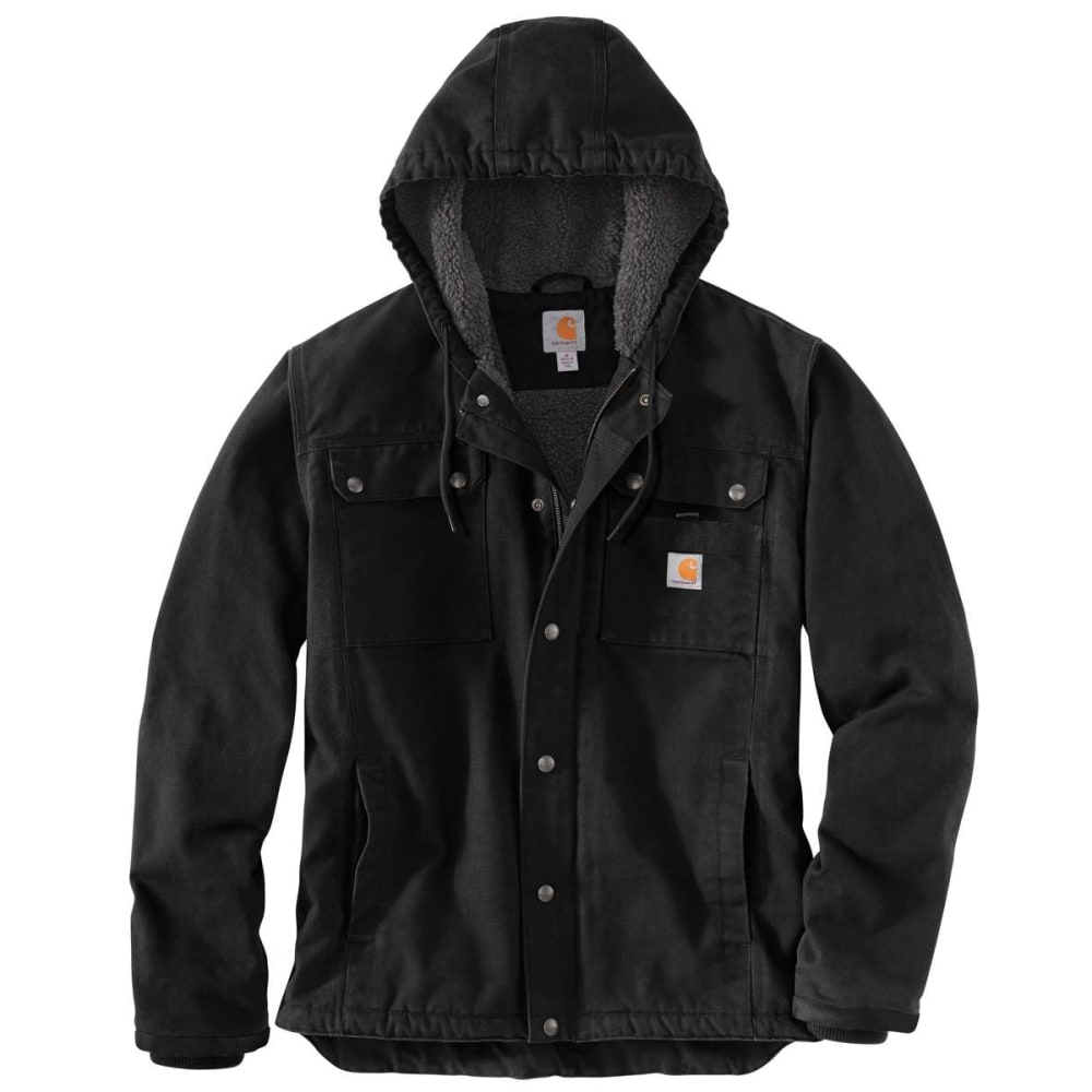CARHARTT Men's Bartlett Jacket - BLK BLACK