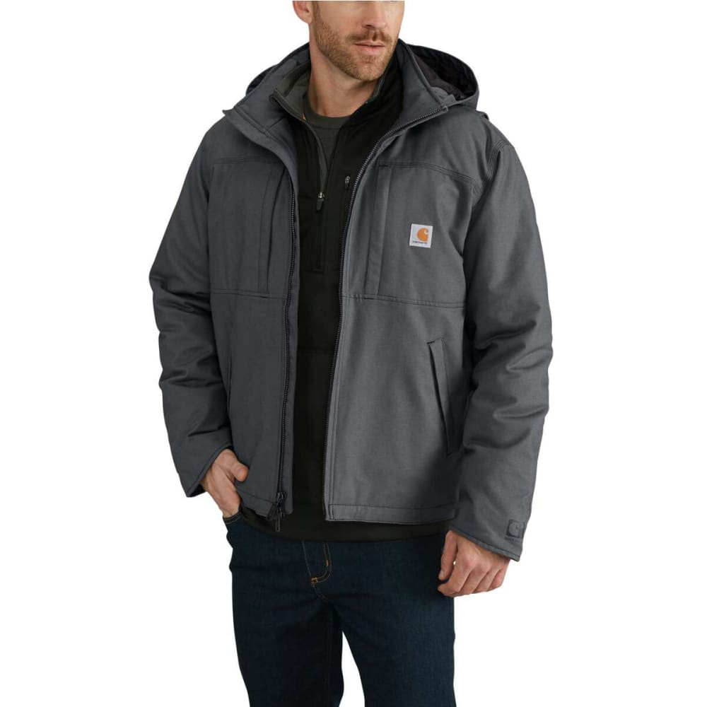 CARHARTT Men's Full Swing Cryder Jacket - 029 SHADOW