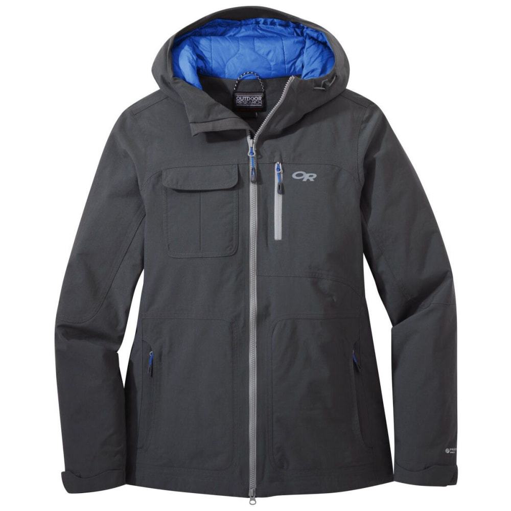 OUTDOOR RESEARCH Women's Blackpowder 2 Jacket - 1288 STORM