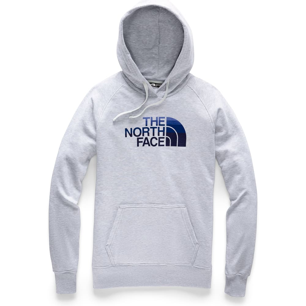 THE NORTH FACE Women's Half Dome Pullover Hoodie - CU0-TNFLGH/NVY