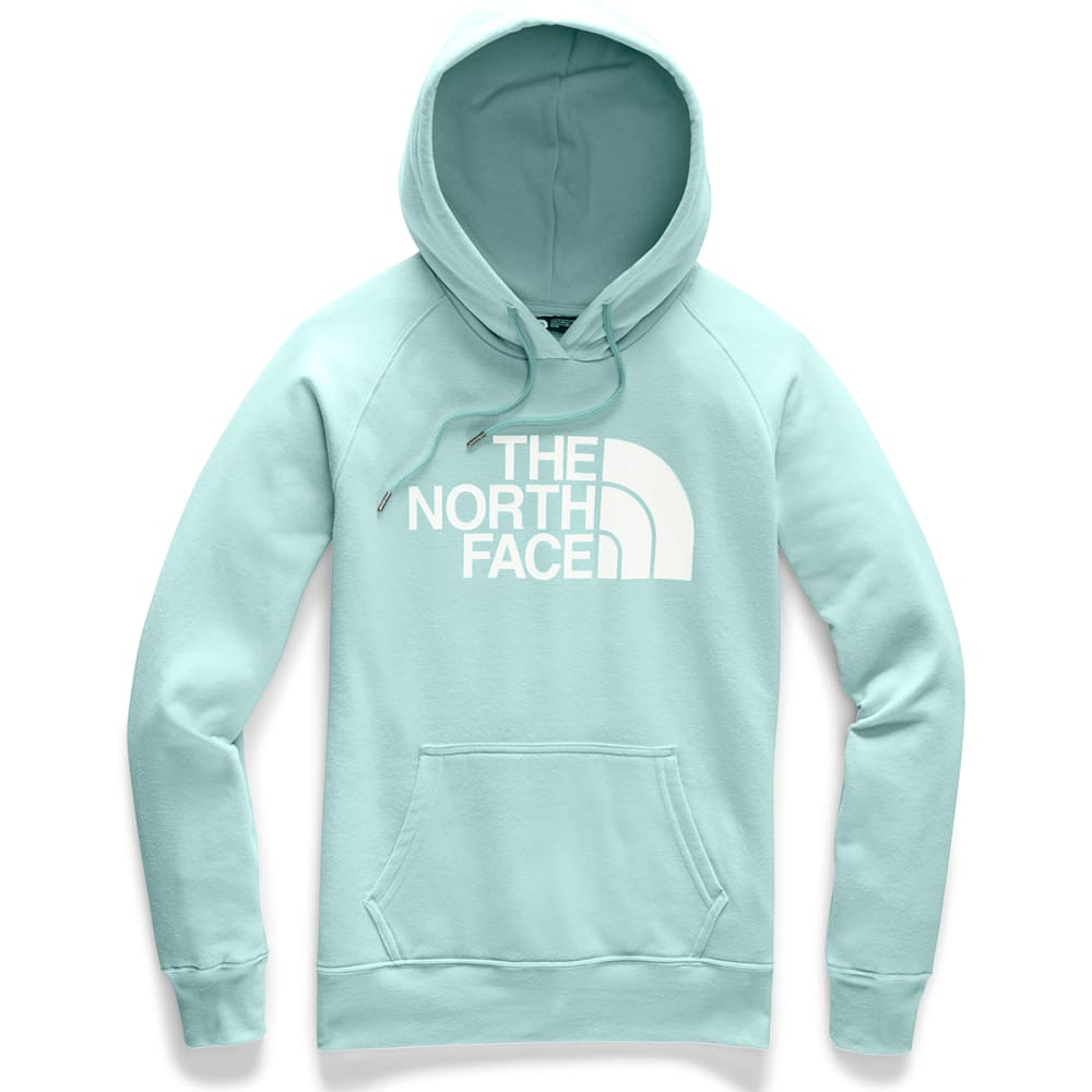 THE NORTH FACE Women's Half Dome Pullover Hoodie - WINDMILL BLUE F04