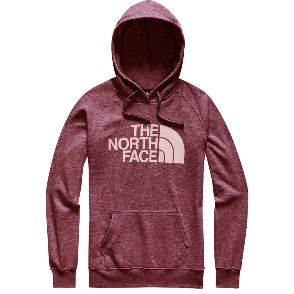 THE NORTH FACE Women's Half Dome Pullover Hoodie - DC8- FIG HTHR